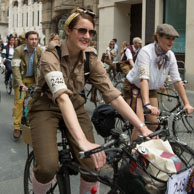 The Tweed Run - London 2014