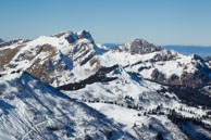 Winter in Chatel